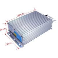 Quality 150W 24V Waterproof IP67 LED Driver Switching Power Supply for outdoor led signage with SAA(LPS-24E150) for sale