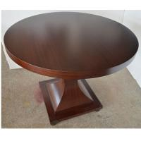 Wholesale wooden Dining table for hotel furniture/casegoods DN-0012 from china suppliers