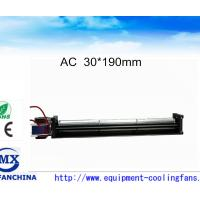 Wholesale 30F Series Air Cleaner Cross Flow Blower / 190MM Tangential Fan For Air Conditioner from china suppliers