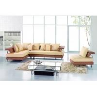 Wholesale leather corner sofa modern corner sofa HD-95 from china suppliers