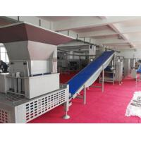 Wholesale High Flexibility Pizza Production Line Customized With 600 - 900mm Working Width from china suppliers