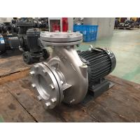Wholesale Closed Impeller Stainless Steel Circulation Pump 2900 Rpm For Waste Supplying System from china suppliers