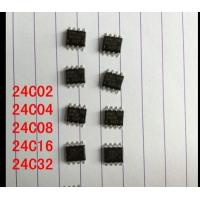 Wholesale Car comuter chip 24C02 24C04 24C08 24C16 24C32 serial EEPROM SO8 package from china suppliers