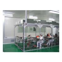 Wholesale Aerospace / Electronics Softwall Clean Room Chamber With HEPA Air Filter 110V / 60HZ from china suppliers