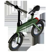 "Wholesale Green Power Foldable Electric Scooter , 12"" Electric Wheel Bike from china suppliers"