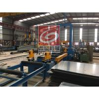 Wholesale H Beam Automatic Assembling Machine Z20, with Mitsubishi PLC and Panasonic CO2 Welder from china suppliers