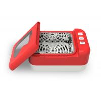 Wholesale Portable Denture Ultrasonic Sterilizer With Rechargable Battery from china suppliers
