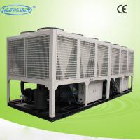 Wholesale Two compressor Air Source Heat Pump Air Cooled Water Chiller Units R22 from china suppliers