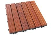 Wholesale Eucalyptus Solid Wood Outdoor Decking Smooth Flat/ Anti-slip Building Materials for Constrution China Supplier from china suppliers