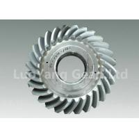 Wholesale Machine Parts Helical Bevel Gears , Casting Steel Industrial Spur Gears from china suppliers