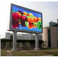 Wholesale Full Color IP65 High Brightness Led Display For Roadsides Billboard from china suppliers