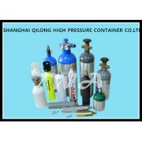 Wholesale Alloy Steel High Pressure 5L Compressed Oxygen Tank for Medical use from china suppliers