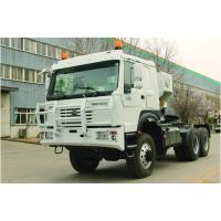 Buy cheap 6X6 heavy tractor chassis from wholesalers