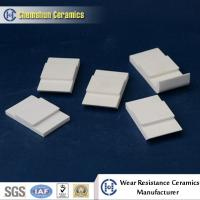 Buy cheap Raised Ceramic Mosaic Tile Vulcanized in Pulley Lagging from wholesalers