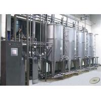 Wholesale Turn Key Complete 10TPD Coconut Milk And Water Processing Plant For Fresh Milk , Milk Powder from china suppliers