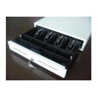 Wholesale Lockable Electronic Cash Drawer Manual Metal Money Box With Slot 410M from china suppliers