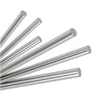 Wholesale CK45 Hydraulic Piston Rods , Chrome Plated Bar High Precision from china suppliers