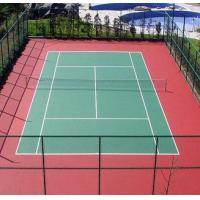 Wholesale SGS PU Sports Flooring Anti Slip Floor Coating Thick Elastic Basketball Court Paint from china suppliers