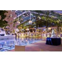 Quality 20 X 50m Romantic Wedding Marquee Tent Large Party Tent Durable For Rental for sale
