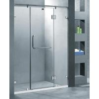 Wholesale Self Cleaning Bath Shower Doors Glass , Glass Showers Doors Frameless from china suppliers