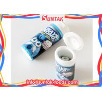 Wholesale Round White Candy Healthy Breath Mints With Tear Off Cap Bottle from china suppliers
