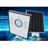 Wholesale Rust proof Energy Efficient Led Street Light with PIR Motion Sensor from china suppliers