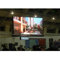 Wholesale Energy saving rental Indoor Advertising LED Display for subway Tunnel Pixels 10mm from china suppliers