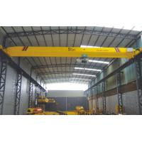 New 10 ton single girder workshop overhead crane with good price for sale