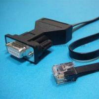 Wholesale RS232 Cable/D-sub Cable to RJ45 Cable Assembly from china suppliers