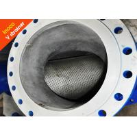 Wholesale BOCIN Y Type Petrochemical Filtration Pipeline Strainer Of Carbon Steel Housing from china suppliers
