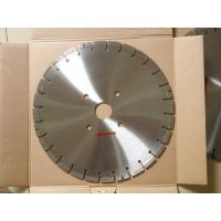 Wholesale 350mm Diamond saw balde for reinforced concrete cutting from china suppliers