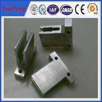 Wholesale 6000 series aluminium extrusion deep processing / OEM aluminum manufacturing processes from china suppliers