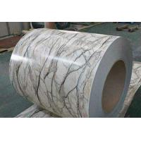 China Color coated steel coil manufacturer on sale