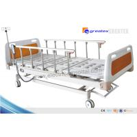 Wholesale GT-XBE1405 Five Function Electric Hospital Bed Folded 6 rank aluminium handrail from china suppliers