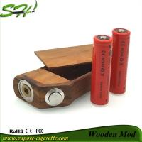 Wholesale Wooden Mechanical Mod E Cig .Brass Firing Pin And Bottom Cap from china suppliers