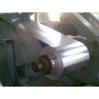 Quality Cold Rolled DX51D + Z Galvanized Steel Coils / Sheets , Roofs Applied for sale