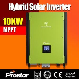 Quality Prostar MixSolar 10KW solar hybrid inverter price for sale