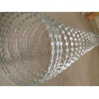 Wholesale straight line razor wire from china suppliers