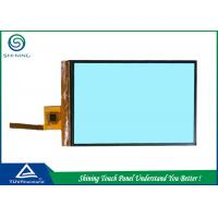 Wholesale Rearview Mirror Car Touch Panel Capacitive 4.5 Inch 800 × 480 Resolution from china suppliers