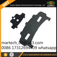 Wholesale Martech Factory Direct Supply Car Brake Pad No-noise Quieting Shims from china suppliers