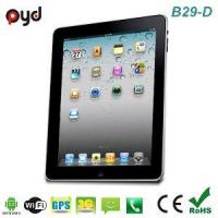 Wholesale 9.7 Inch Dual Camera PC with Google Android 4.0 Mini Netbook Tablet (B29D) from china suppliers