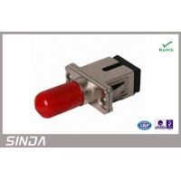 Wholesale Fiber Optic Adapter , SC/FC fiber optical hybrid adapter female/male from china suppliers