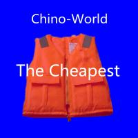 China Simple type cheapest Quality life jacket for sale on sale