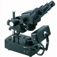 Wholesale Binocular / Trinocular Gemological Microscope with Jewel Clamp and Dark Field Attachment from china suppliers