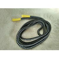 Wholesale Handmade Shiny Silicone Ending Rubber Zipper Puller With 3mm Polyester String from china suppliers