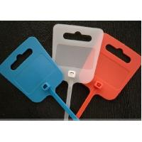 Wholesale Large tag hanging hole nylon cable ties from china suppliers