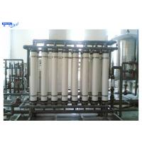 Wholesale Ultrafiltration Equipment Membrane Purifying RO Treatment System from china suppliers
