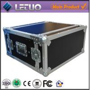 Wholesale LT-FC170 aluminum ata road flight case 4u shock mount flight case rack from china suppliers