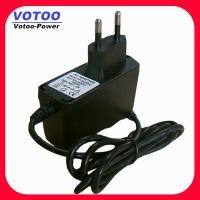 Wholesale 110v - 240v Universal CCTV Power Adapter 24v 500ma ABS PC For Outdoor Surveillance from china suppliers
