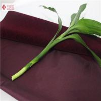 Buy cheap 100% Polyester Printed Embossed Velvet Fabric for Home Textile / Sofa Upholstery from wholesalers
